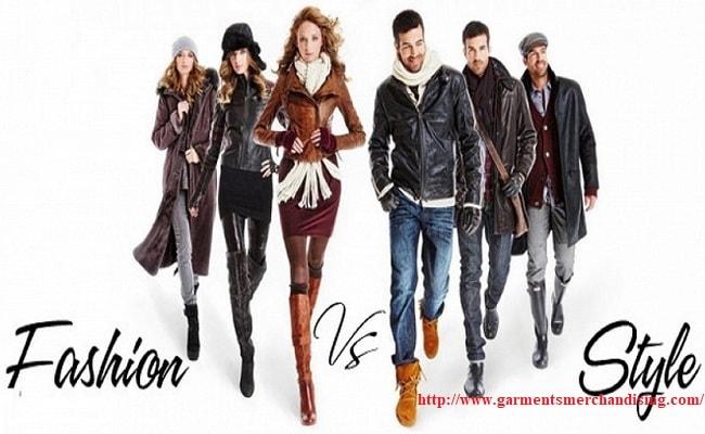 Fashion vs Style