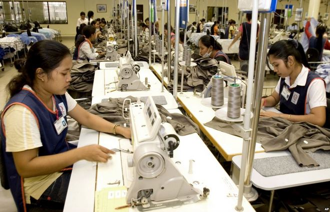 Production Capacity in Garment Factory