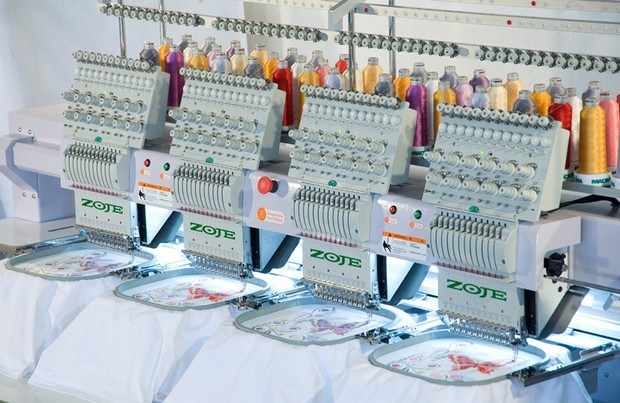 embrodiery machine