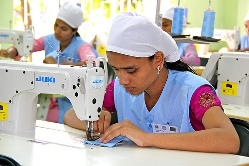 Sewing Machine Operators