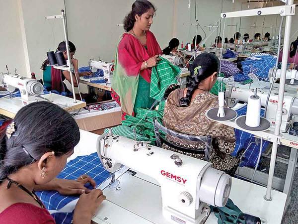 garments sewing